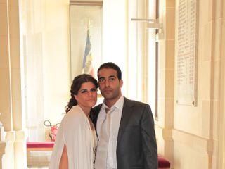 Le mariage de Myriam et Grégory 1