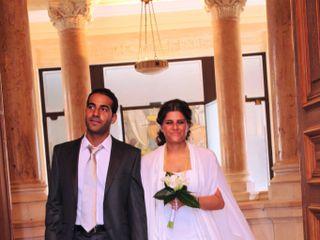 Le mariage de Myriam et Grégory 2