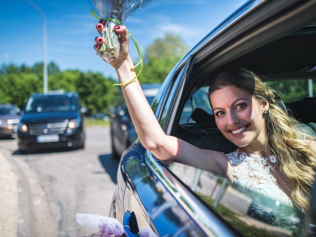 Le mariage de Pierre-Adrien et Anaïs à Tantonville, Meurthe-et-Moselle 5