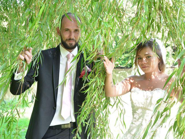 Le mariage de Clément et Emilie à Fouilloy, Somme 13