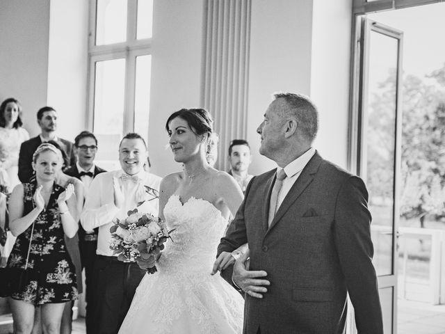 Le mariage de Vincent et Alexandra à Martillac, Gironde 9