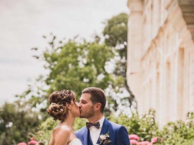 Le mariage de Vincent et Alexandra à Martillac, Gironde 10