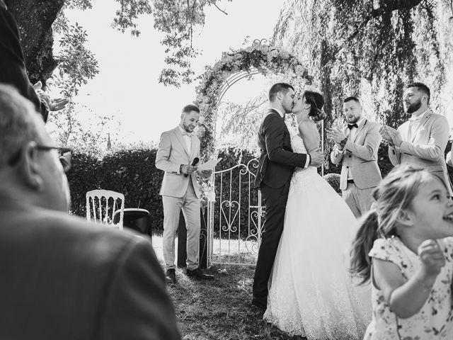 Le mariage de Vincent et Alexandra à Martillac, Gironde 13