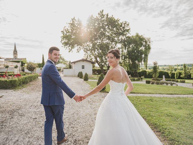 Le mariage de Vincent et Alexandra à Martillac, Gironde 16