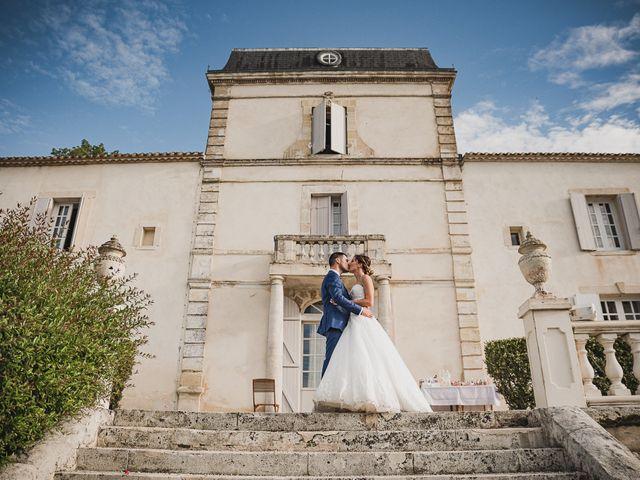 Le mariage de Vincent et Alexandra à Martillac, Gironde 18