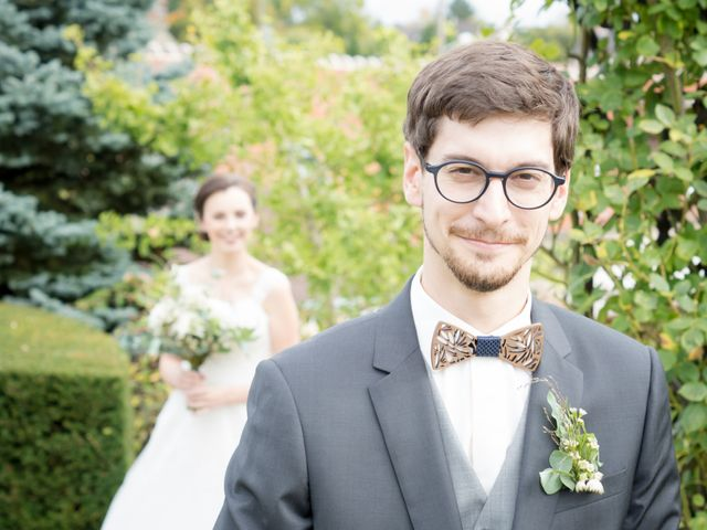 Le mariage de Camille et Charles