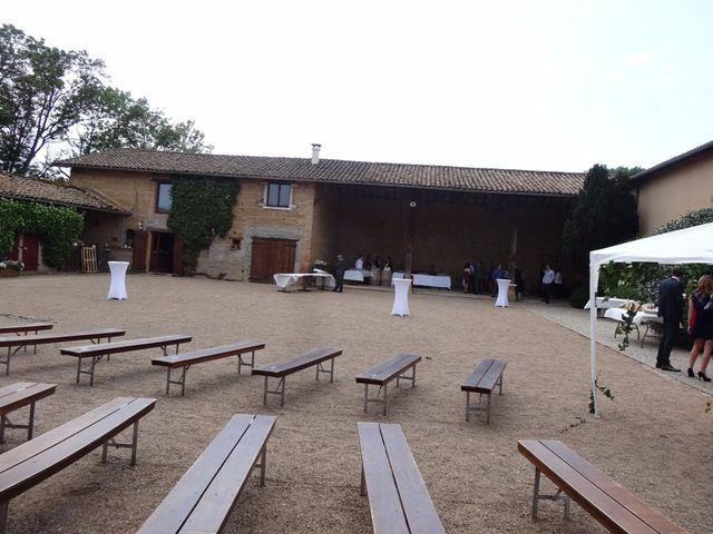 Le mariage de Lionel et Juliette à Fontaines-sur-Saône, Rhône 22