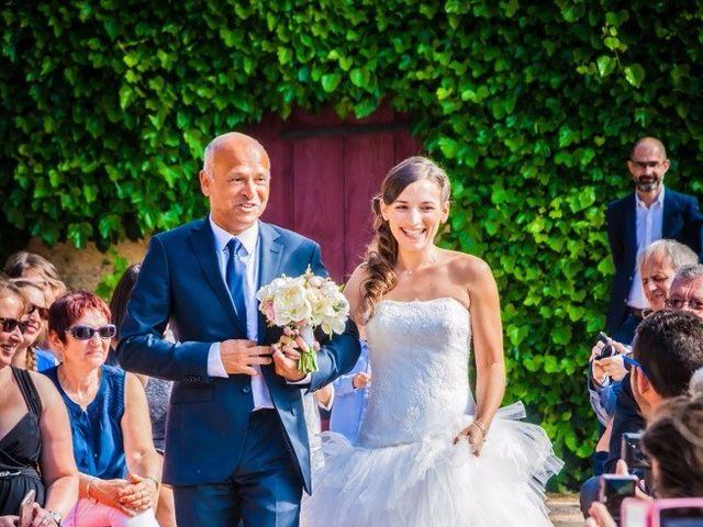 Le mariage de Lionel et Juliette à Fontaines-sur-Saône, Rhône 28