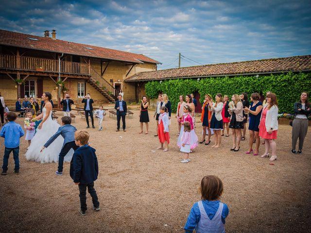 Le mariage de Lionel et Juliette à Fontaines-sur-Saône, Rhône 50