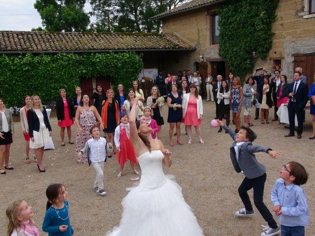 Le mariage de Lionel et Juliette à Fontaines-sur-Saône, Rhône 51