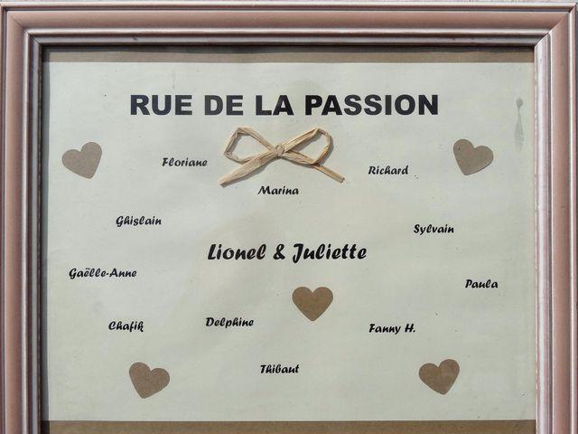 Le mariage de Lionel et Juliette à Fontaines-sur-Saône, Rhône 53