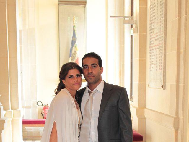 Le mariage de Grégory et Myriam à Paris, Paris 3