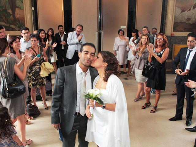 Le mariage de Grégory et Myriam à Paris, Paris 11