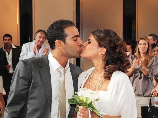 Le mariage de Grégory et Myriam à Paris, Paris 12