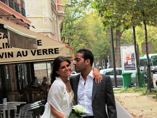 Le mariage de Grégory et Myriam à Paris, Paris 14