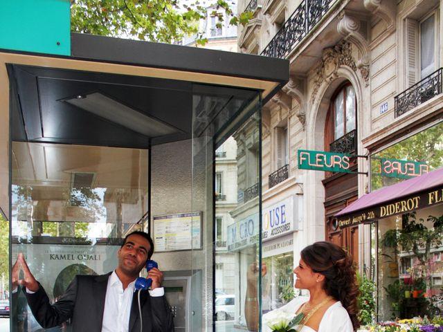 Le mariage de Grégory et Myriam à Paris, Paris 15