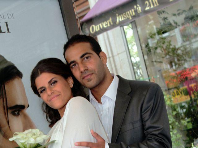 Le mariage de Grégory et Myriam à Paris, Paris 17
