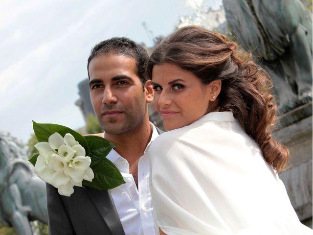 Le mariage de Grégory et Myriam à Paris, Paris 22