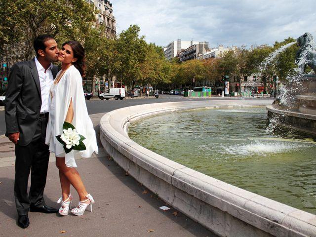 Le mariage de Grégory et Myriam à Paris, Paris 23