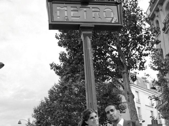 Le mariage de Grégory et Myriam à Paris, Paris 24