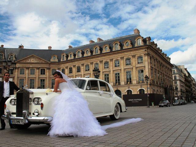 Le mariage de Grégory et Myriam à Paris, Paris 26