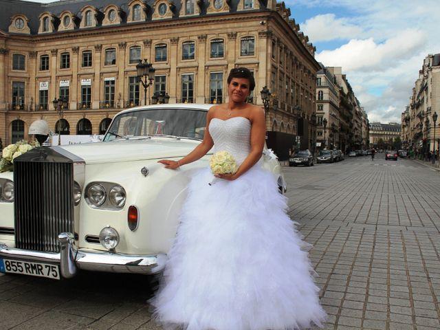 Le mariage de Grégory et Myriam à Paris, Paris 27