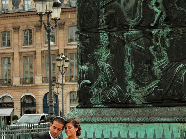 Le mariage de Grégory et Myriam à Paris, Paris 31