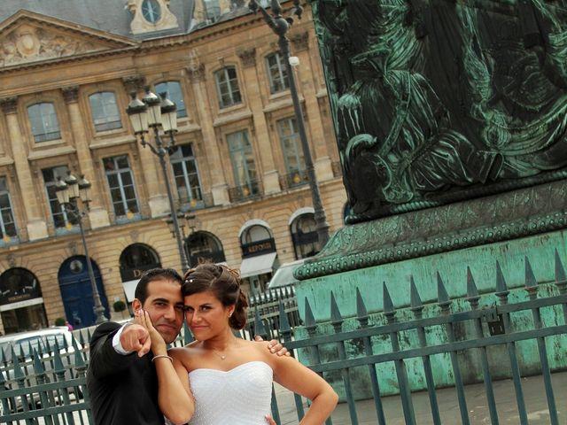Le mariage de Grégory et Myriam à Paris, Paris 33