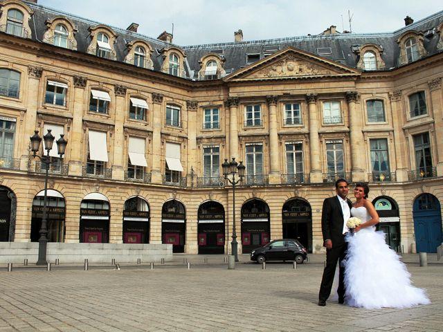 Le mariage de Grégory et Myriam à Paris, Paris 34