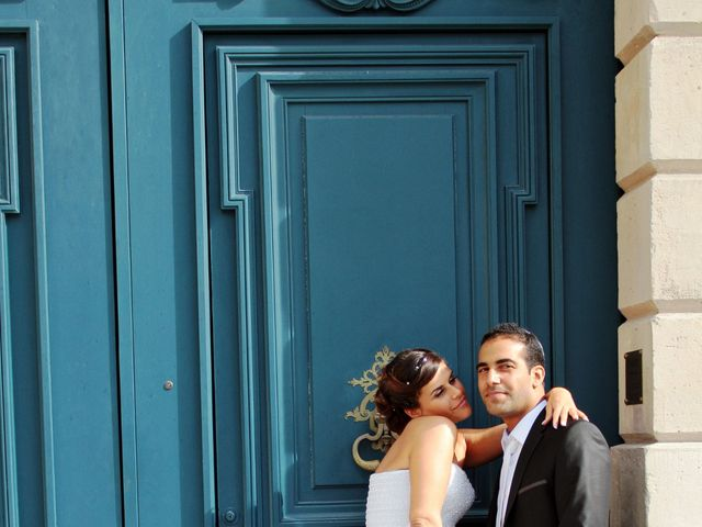 Le mariage de Grégory et Myriam à Paris, Paris 36