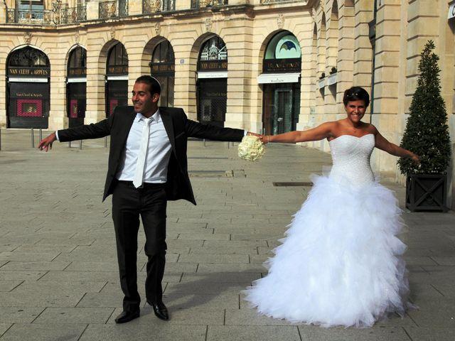 Le mariage de Grégory et Myriam à Paris, Paris 37
