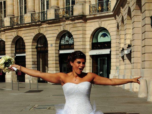 Le mariage de Grégory et Myriam à Paris, Paris 38