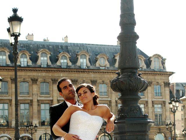 Le mariage de Grégory et Myriam à Paris, Paris 39