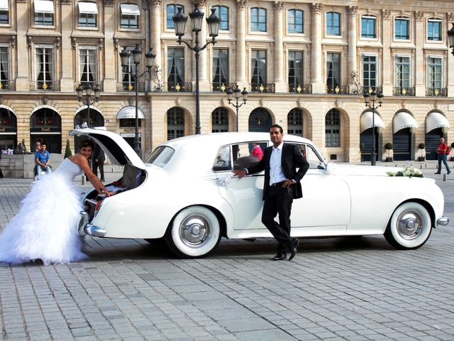 Le mariage de Grégory et Myriam à Paris, Paris 42
