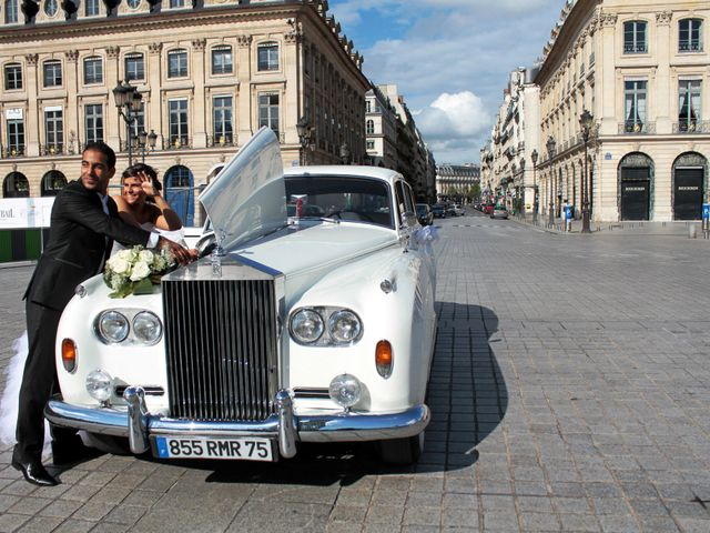 Le mariage de Grégory et Myriam à Paris, Paris 43