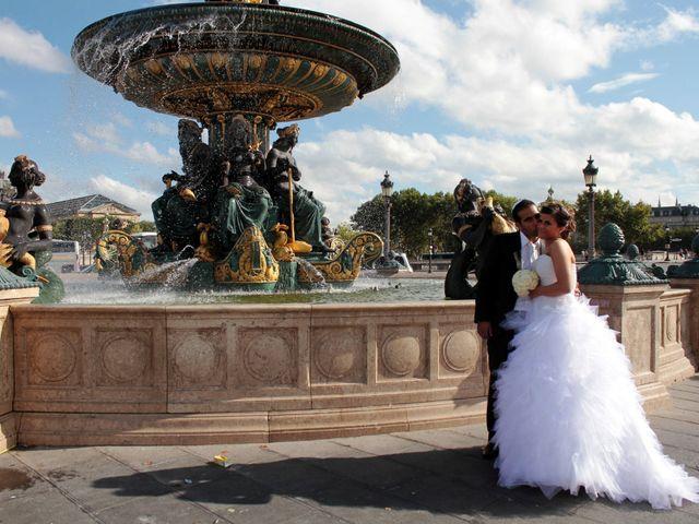 Le mariage de Grégory et Myriam à Paris, Paris 46