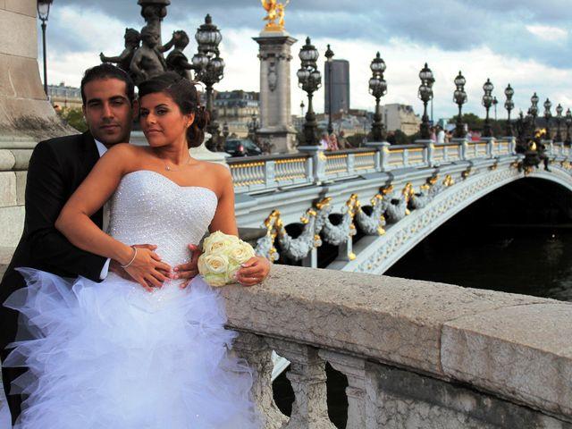 Le mariage de Grégory et Myriam à Paris, Paris 50