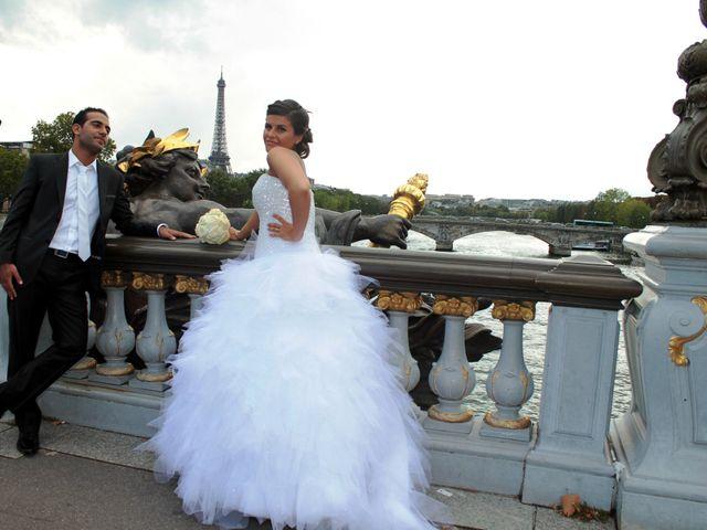 Le mariage de Grégory et Myriam à Paris, Paris 54