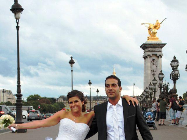 Le mariage de Grégory et Myriam à Paris, Paris 55