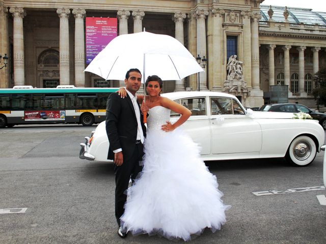 Le mariage de Grégory et Myriam à Paris, Paris 57