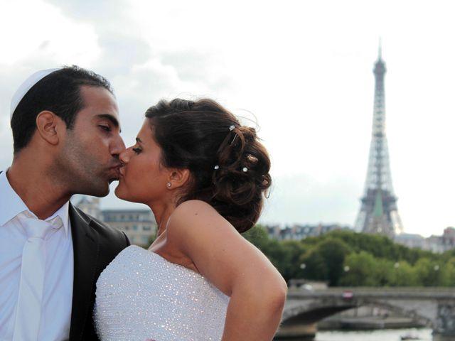 Le mariage de Myriam et Grégory