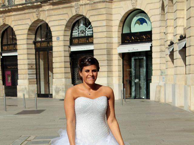 Le mariage de Grégory et Myriam à Paris, Paris 95