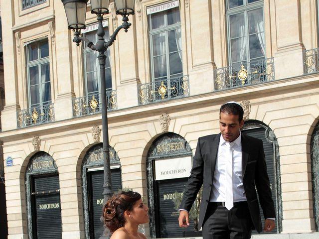 Le mariage de Grégory et Myriam à Paris, Paris 98
