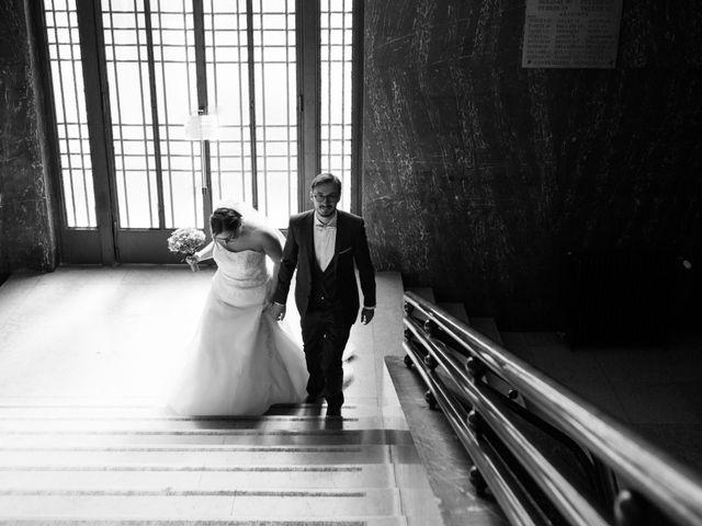 Le mariage de Johan et Laura à Saint-André-sur-Vieux-Jonc, Ain 2