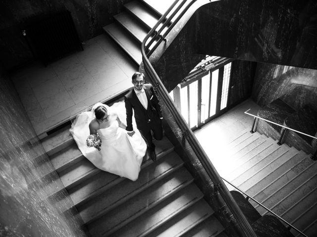 Le mariage de Johan et Laura à Saint-André-sur-Vieux-Jonc, Ain 3