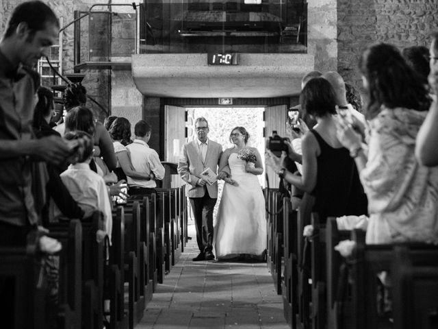 Le mariage de Johan et Laura à Saint-André-sur-Vieux-Jonc, Ain 5