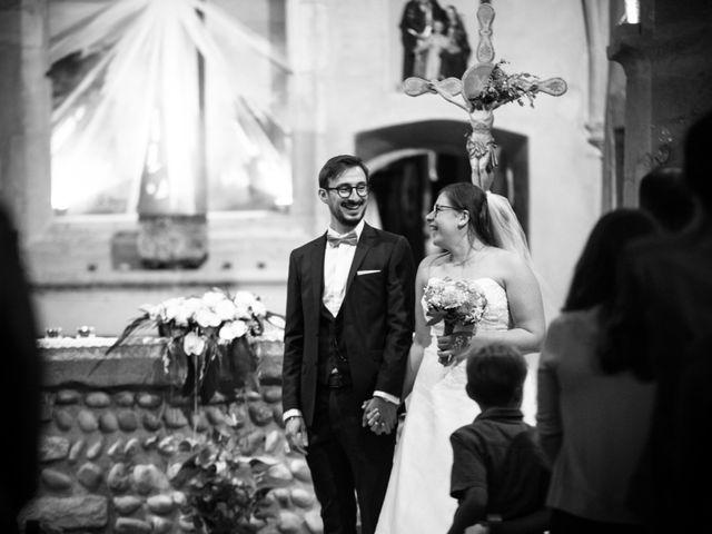 Le mariage de Johan et Laura à Saint-André-sur-Vieux-Jonc, Ain 7