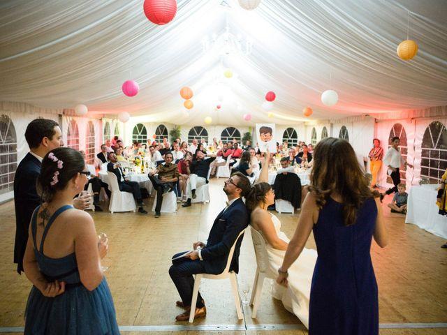 Le mariage de Johan et Laura à Saint-André-sur-Vieux-Jonc, Ain 13