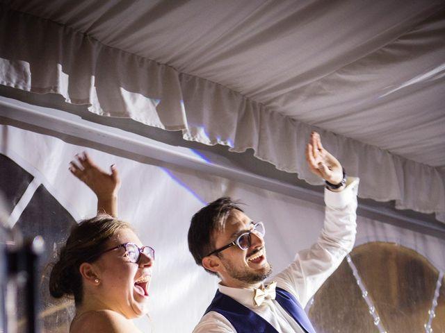 Le mariage de Johan et Laura à Saint-André-sur-Vieux-Jonc, Ain 10