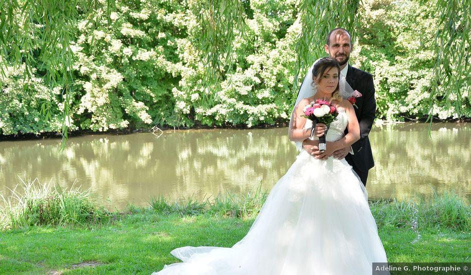 Le mariage de Clément et Emilie à Fouilloy, Somme